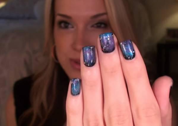 超夢幻銀河系指甲彩繪DIY!讓妳晉升為宇宙級的科幻美人