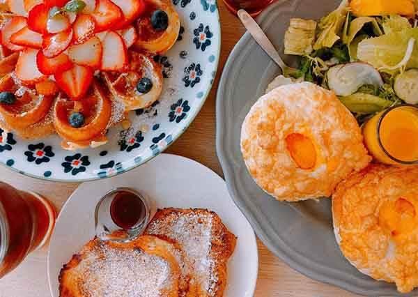 想吃就不准賴床!盤點「台北最強10間早午餐」好拍又好吃是基本,用想的就捨不得繼續睡!