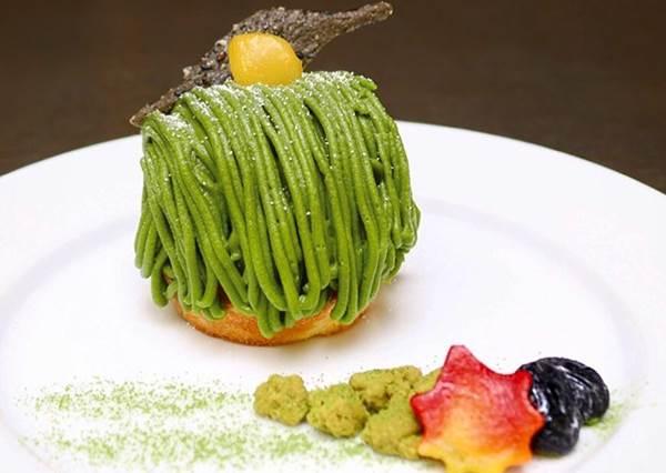 抹茶控注意!櫻花妹真心推的超奢華精緻三層下午茶套餐,竟然就藏身在古色古香的京都?