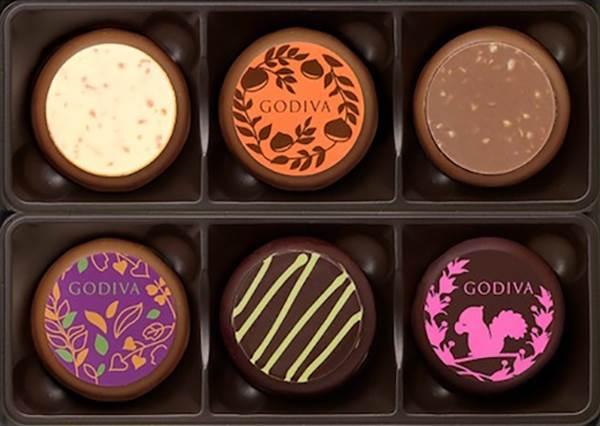 少女心完全爆發!搶翻天GODIVA復古粉紅麵包車,還能一次集滿5種松露巧克力!
