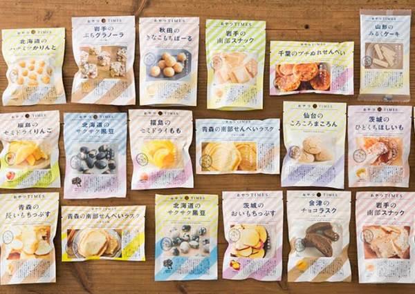 別再只買東京芭娜娜啦!超有日本在地FU的特色餅乾零食,在便利商店就能get!