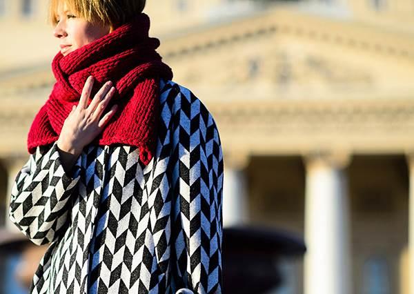 還只會披著圍巾嗎?5種超簡單圍巾打法教學,不管冷熱都能時尚又有型~