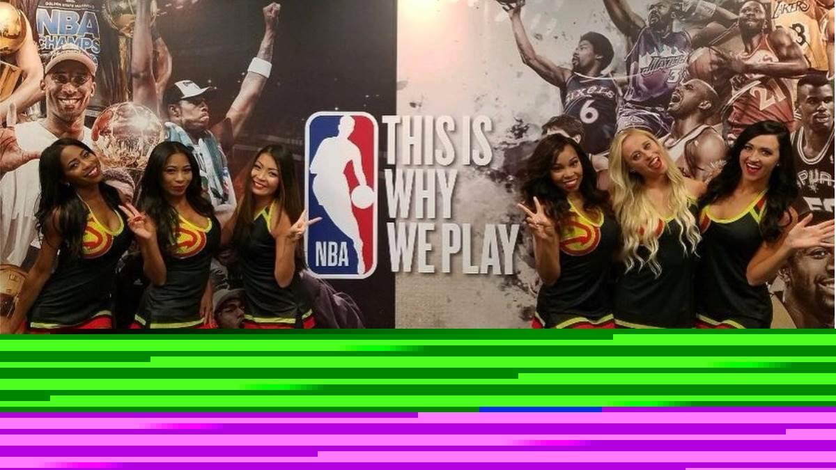想跟NBA啦啦隊一樣性感,亞特蘭大老鷹啦啦隊的5個美麗祕技快學起來!