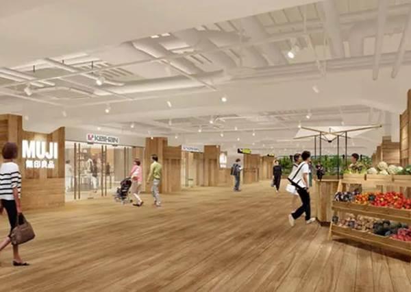 日本朝聖景點再+1!「無印良品車站」即將誕生啦,踩在木質地板上超有日劇感啊!