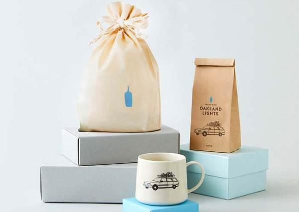 今年交換禮物有著落了!日本「藍瓶咖啡」聯名周邊發售ing,掏錢包蒐集一整套都願意啊!