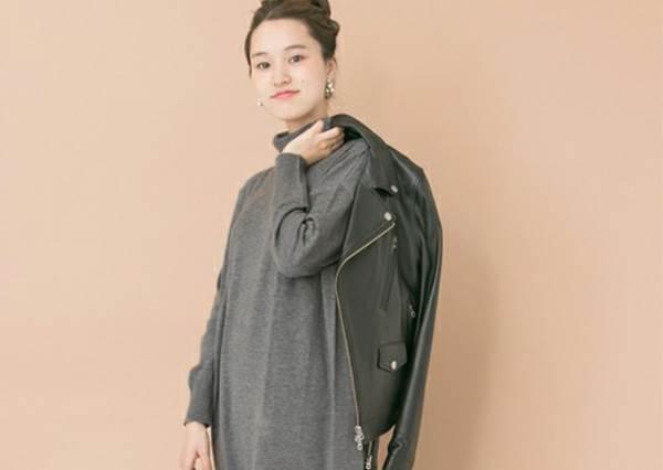 除了帥氣更要穿出女人味♡秋冬必備15種「皮外套」穿搭,再穿一身黑妳就輸了啊!