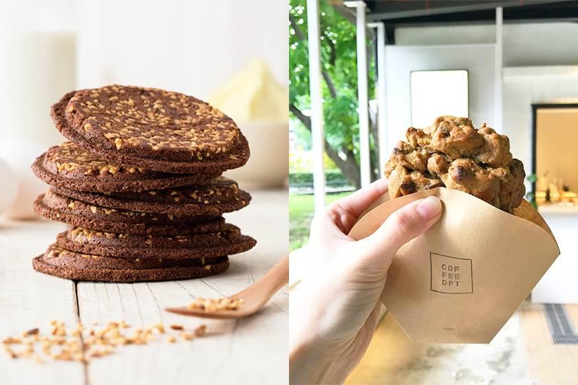 廚藝0分也學得會!10分鐘就能做的巧克力餅乾,超方便簡單連進烤箱都都不用!