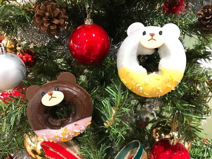 全民瘋聖誕!MISTER DONUT與小熊學校聯名又來了!波堤上有聖誕老公公少女心又爆發