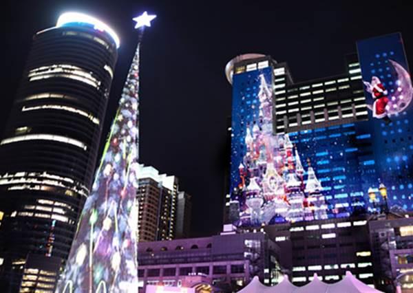 叮叮噹!大台北耶誕城節目、點燈資訊
