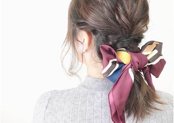 連男友都覺得「妳比平常更可愛」!10種簡易日系編髮,蝴蝶結才是可愛的關鍵啊♡