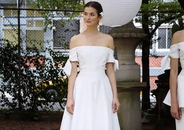 重新定義性感!這 4 個款式的婚紗絕對能讓你從骨子裡散發出誘人氣息!