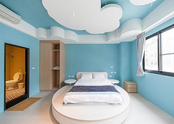 白雲就在你房裡!台南這麼好玩但是要住哪裡,絕美民宿讓你住到不想回家