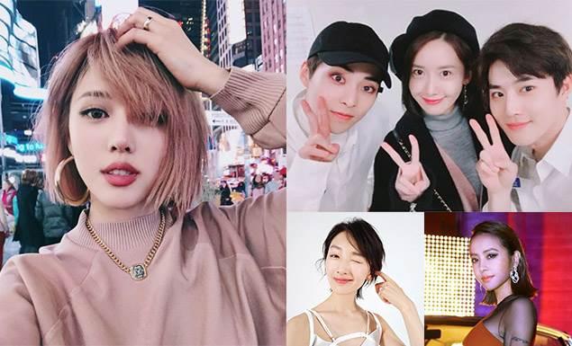短髮大勢年!Jolin、潤娥、宋慧喬今年全都剪啦,3款俐落短髮每一顆都美到逆天