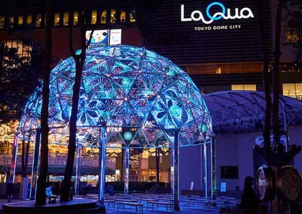 必踩聖誕景點再+1!東京巨蛋「糖果屋」夢幻登場,棉花糖隧道情侶散步超浪漫♡