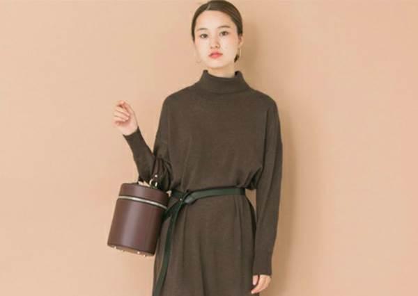 深色系也能穿出可愛感!秋冬「巧克力色」穿搭TOP 15,下班後穿這樣去約會剛剛好♡