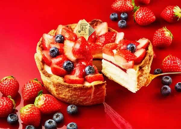 滿滿草莓超幸福!5款PABLO「聖誕限定草莓甜點」,12月就該被甜蜜的氣氛包圍♡