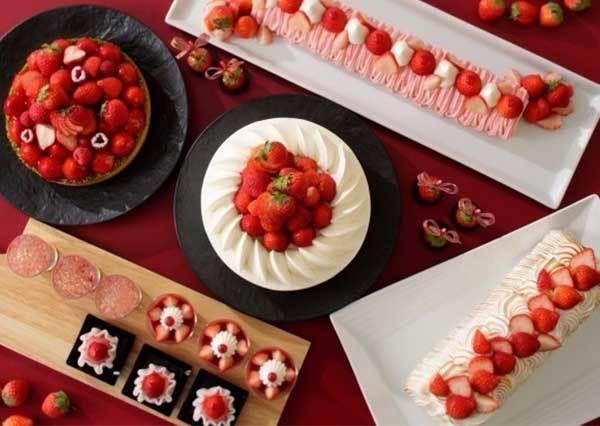 冬天就要滿滿粉紅氛圍♡日本「草莓吃到飽派對」持續ing,13間飯店不怕吃不到只怕肚子不夠裝!