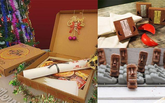 要拿來洗澡還是擲筊啊?聖誕「交換禮物」5大創意推薦,拜託留一顆TsumTsum驚喜蛋給我!