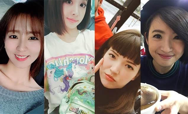 瑋甯這個瀏海我可以!3字頭女星蔡依林、林依晨都因為「剪短」而瞬間少了10歲啊!