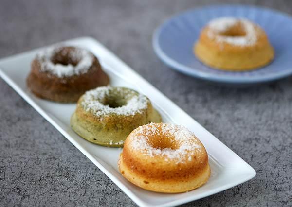 誰說節食ing就不能吃甜點?低糖手工「迷你甜甜圈」這樣做,就算大口吃也不會罪惡!