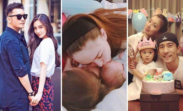 最強星二代全在2017出生?!5位都在去年懷孕生小孩的辣媽,RAIN跟金泰熙女兒肯定美啊!