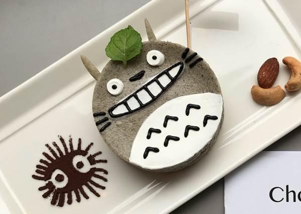 吃在口裡療癒心裡♥影迷不吃不行的4家宮崎駿甜點,無臉男的爽爽臉是醉在紅豆湯泉裡了嗎?