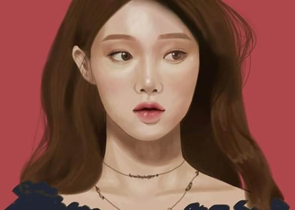 泫雅變身漫畫女主角,你想看嗎?韓國明星的2D世界,看完娜蓮就知道仙氣兩個字怎麼寫啊!