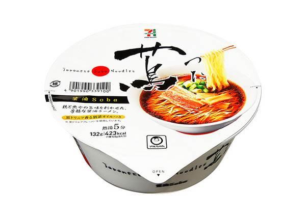 不用60元就能吃到米其林料理?!日本人也偷偷囤貨的人氣泡麵TOP 10,根本連三分鐘都不想等啦~