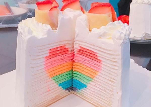 蛋糕切開就是代表對你滿滿的愛♥TOP4萌翻天愛心甜點,最後一種拿來告白不成功才怪!