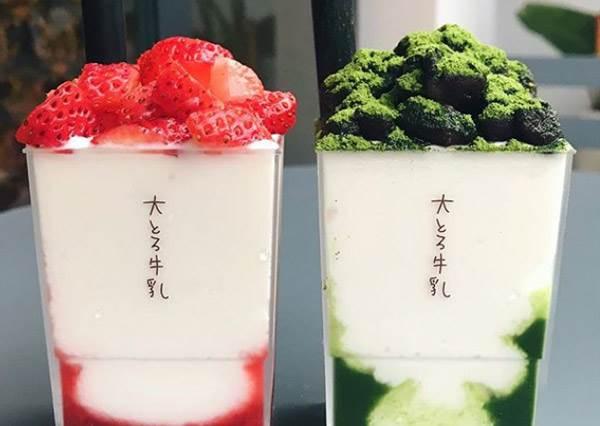 看到這綠色就先被融化!未吃先醉的4家抹茶控必收甜點清單,全都嚐過才叫真正的鐵粉!