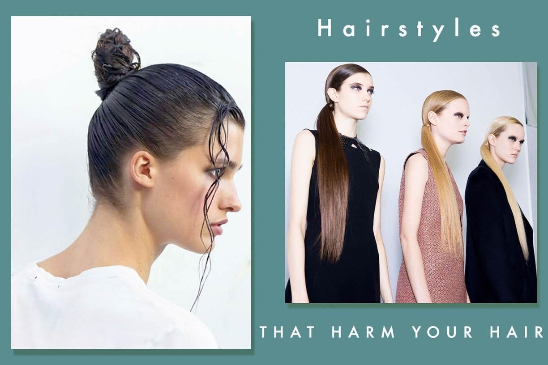不要因為很可愛就天天綁高高!《最容易傷害髮質的4種髮型》連編髮都有眉角要注意!