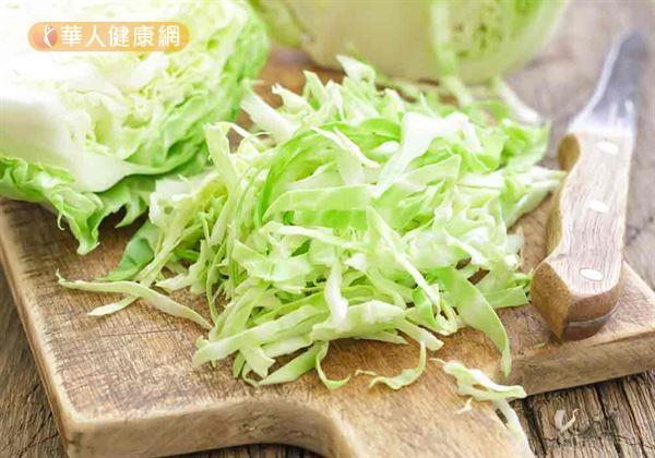 高麗菜是年菜中的超級食物,但仍建議日常應適量食用,勿過量食用。