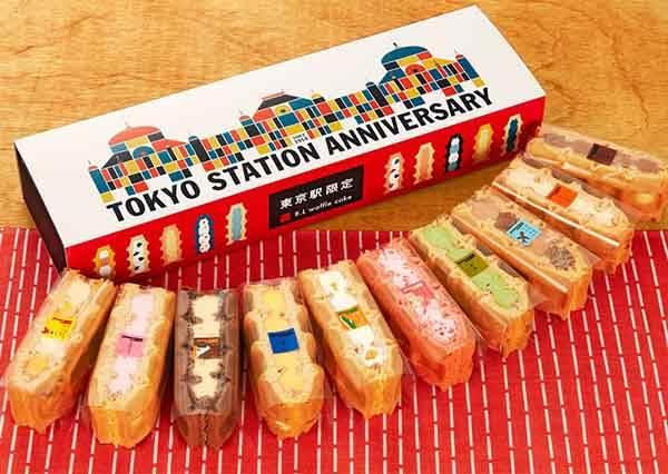 不能不囤啊!16 樣東京必買伴手禮,人氣夾心餅乾狂賣600萬片,連「限定皮革本本」也超欠敗~