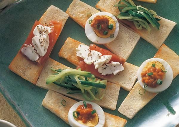 什麼!三步驟讓冰箱剩菜化身成美味一口三明治!
