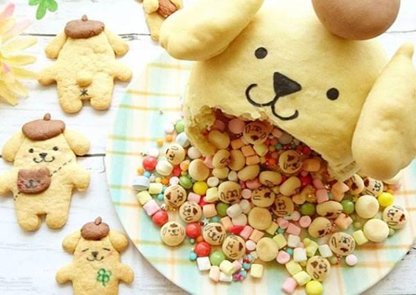 Kitty跟Daniel生了一群迷你凱蒂嗎?日本超可愛「驚喜盒麵包」,一切開根本是迷你版便利商店零食區啊!