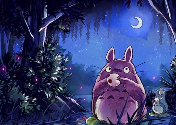 是誰拿了宮崎駿大師的創作筆記本?8張吉卜力迷會跪下膜拜的神級塗鴉畫,龍貓那張根本機器印的吧~