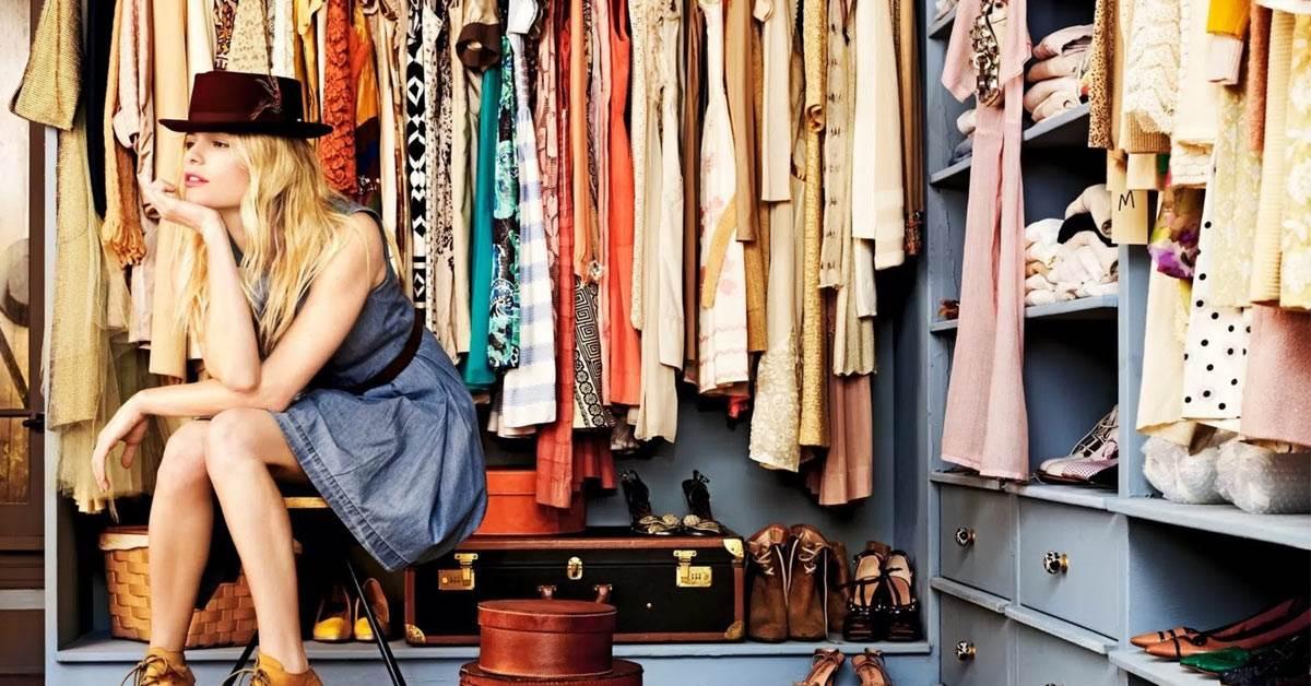 房間立刻放大1.5倍!4招「衣櫃收納術」直接剷掉整座衣服山:連牛仔褲都能變收納神器你信嗎