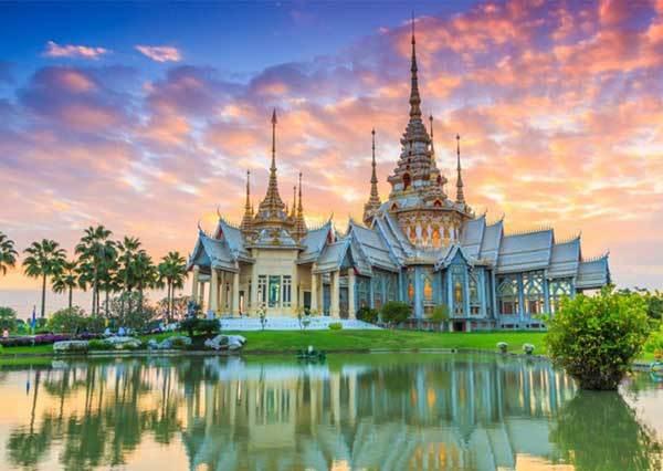 【泰國】曼谷五天四夜行程規劃 恰圖恰市集、大皇宮玉佛寺、大城遺址通通不放過