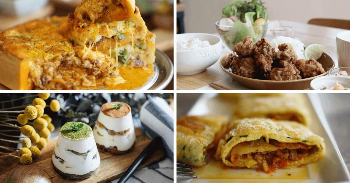 吃完早餐才能好好上班!香辣肉蛋、爆漿起司… 編輯盤點全台10家熱門早午餐店