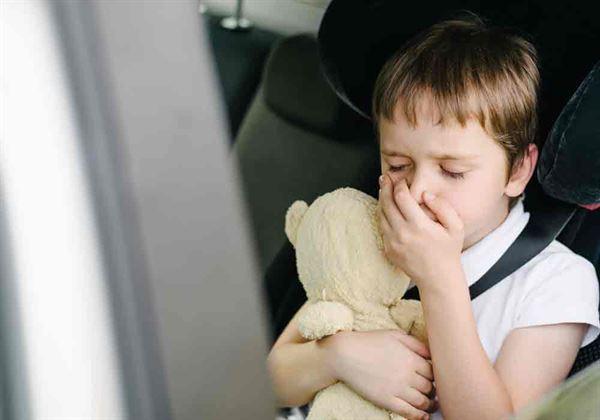 幼童容易有暈車情況,大多是耳前庭神經系統未成熟所致。