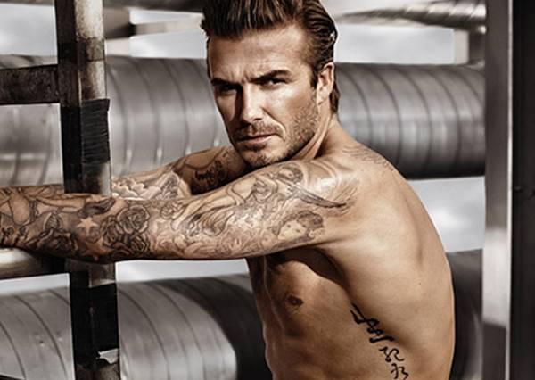 刺青見證的永誌不渝 那些用肌膚說愛的明星們