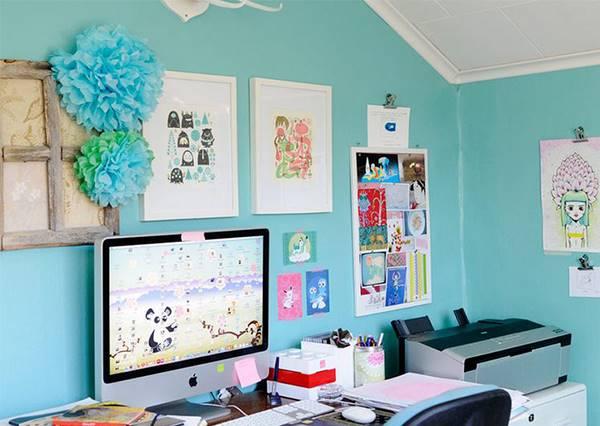 無趣辦公室一秒變浪漫天堂!Tiffany藍文具小物大集合