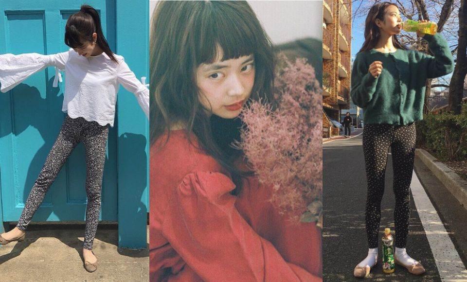 151也能穿成167!這個22歲日本Model根本「小隻女穿搭聖經」,5招大絕直接騙過你的眼睛