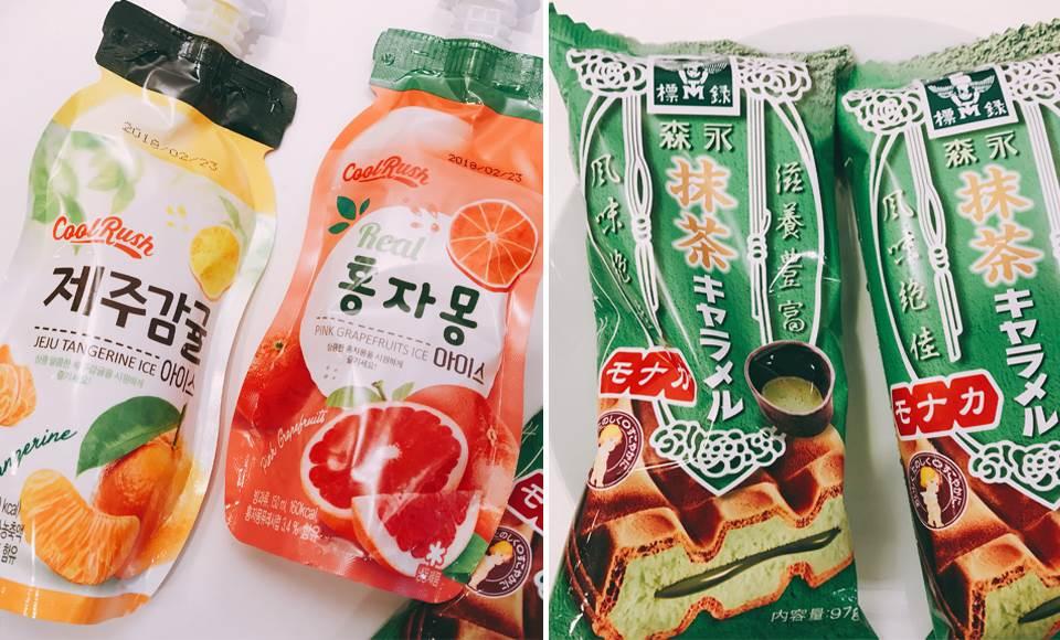 連冰品都在比顏值!超商爆夯9款「日韓網紅冰」,這款哈密瓜冰沙光包裝就先贏一半了啦!