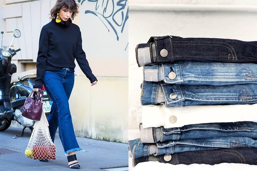 穿過幾次後的牛仔褲變得沒彈性?原來是因為你在購買時沒留意這一點!
