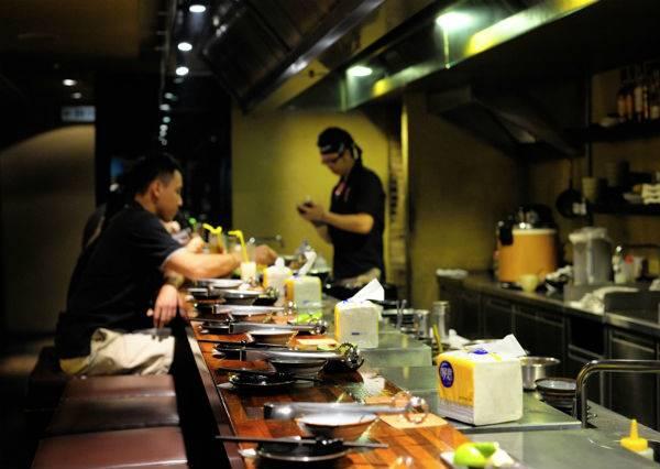5家單身友善餐廳,一個人的時候就來這吃飯吧!