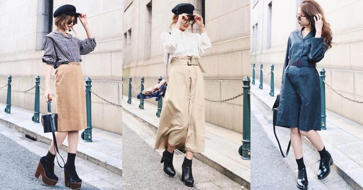 平平一樣高,為什麼她們比例這麼好?《日本女生都在穿的4件單品》讓小隻女也能有歐美身材!