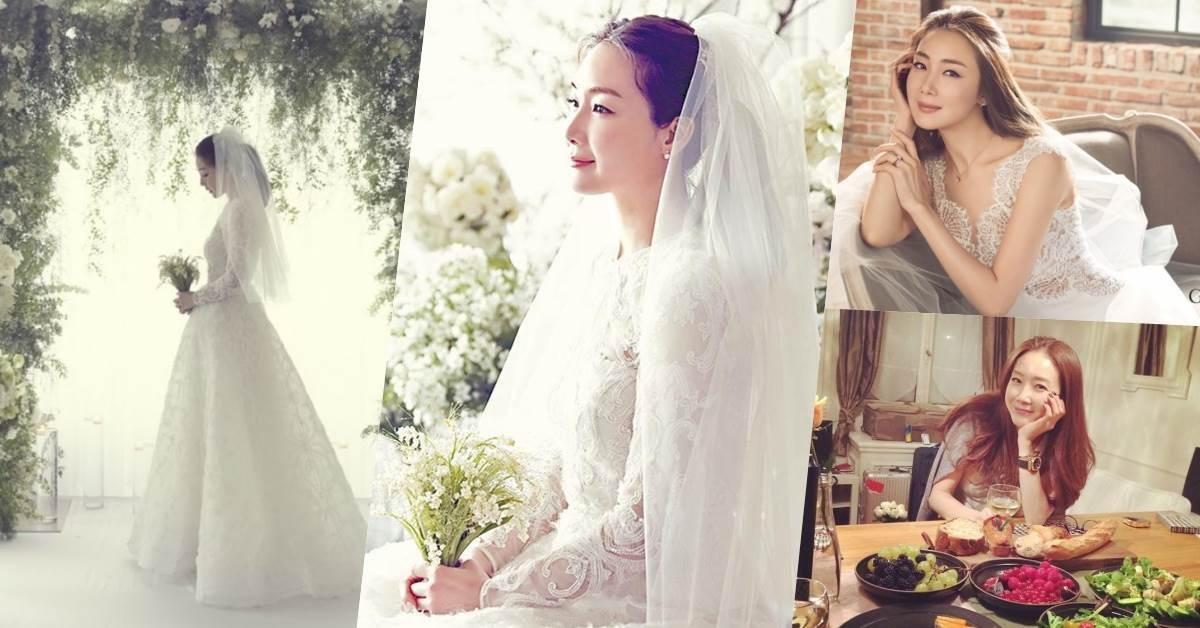 婚紗照美到連女生都戀愛!42歲崔智友凍齡3大招:就算再累每天絕對堅持這「40分鐘」