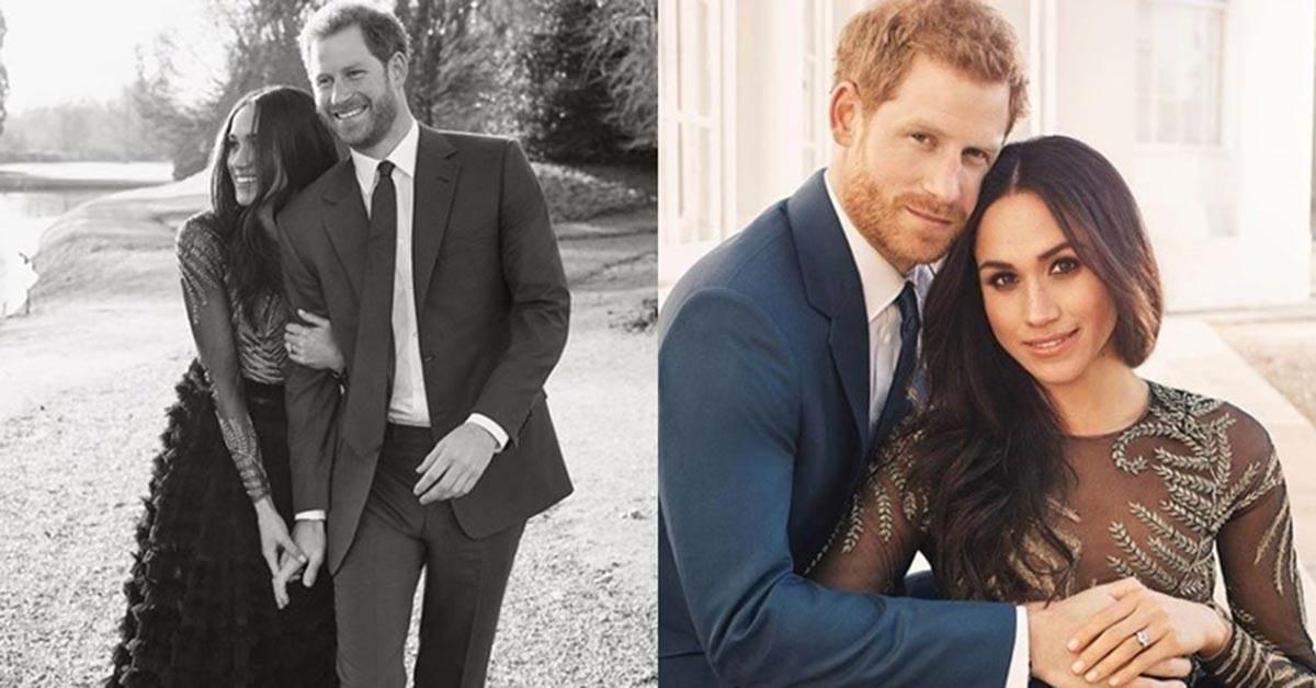 邀請卡是伊麗莎白女王寄出的?!在哈利王子的世紀婚禮前,你該知道的5個「皇室婚禮」小秘密