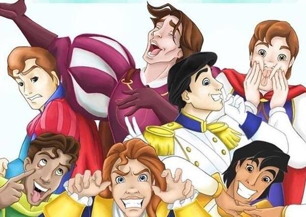 【測驗】我會嫁給哪位迪士尼王子?